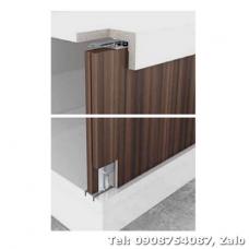 Bộ phụ kiện cửa trượt 50kg cho cửa 2 cánh dày 26-32mm 401.30.002