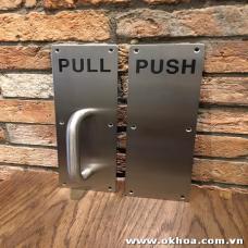 Bộ tay kéo pull push 100