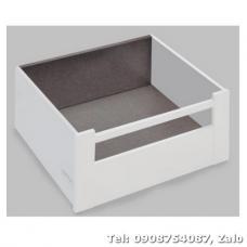 Ray hộp Hafele S6 chức năng giảm chấn màu trắng 552.55.708