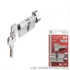 Ruột khoá 1 đầu chìa 1 đầu vặn Häfele 71mm 489.56.004