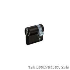 Ruột khóa 1 đầu chìa Hafele 45mm màu đen 916.63.363