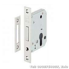 Thân khóa chốt chết B55/24 Inox mờ 911.22.490
