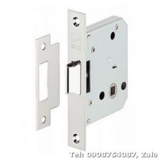 Thân khóa lưỡi gà B55/24 Inox mờ 911.23.370