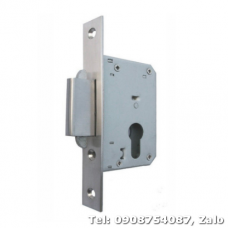 Thân khóa cho cửa trượt B40/22 Inox mờ 911.26.277